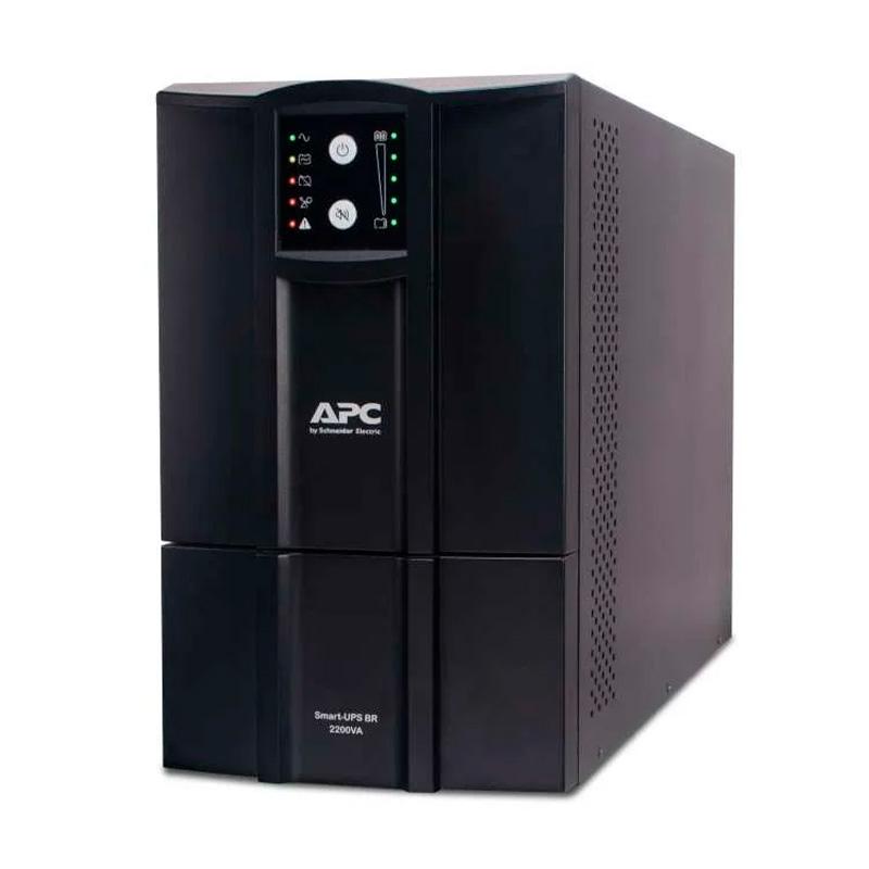 Nobreak Apc 2200va Smart-Ups Monovolt 220v Senoidal - Cod Smc2200xli-Br