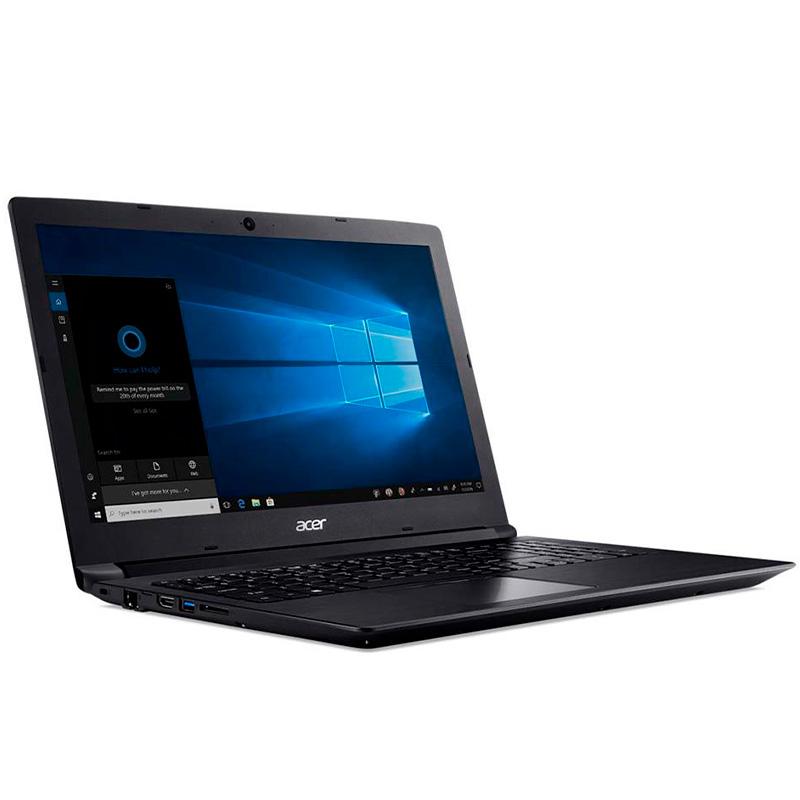 Notebook Acer A315-53-C5x2 I5-8250u 8gb 1tb Win10 15.6 Pols Preto