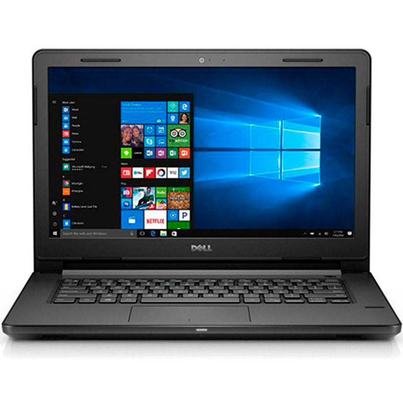 Notebook Dell Vostro 3468 I5-7200u 8gb 1tb Dvdrw Win10 Pro 14 Pols 210-Aknx-61fk-Dc197