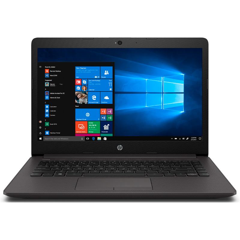 Notebook Hp I3-7020u 4gb 500gb Win10 Pro 14 Pols 6yh04la#Ac4 + Mouse Usb Hp Qy777aa