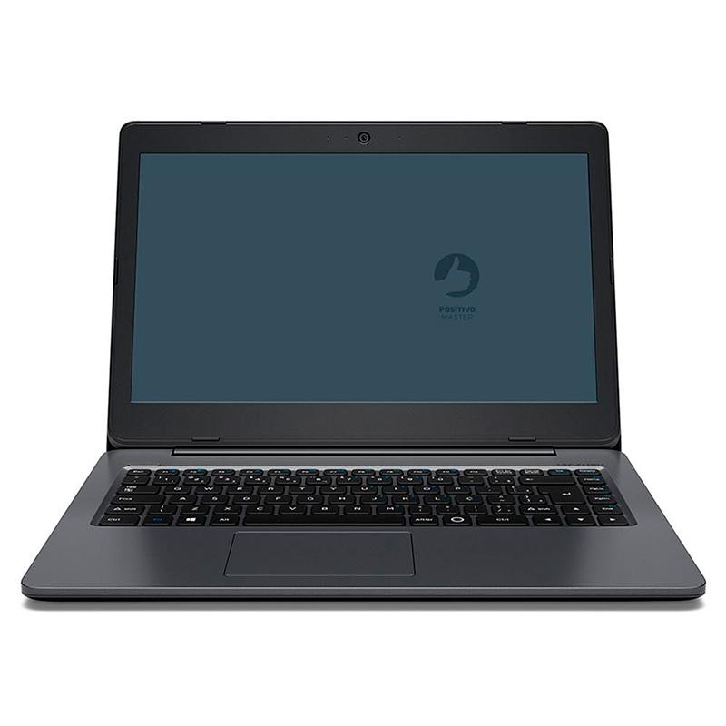 Notebook Positivo Master N40i Celeron N3010 8gb 1tb Hdmi Bt 14 Pols Win10 Pro Pn3052384
