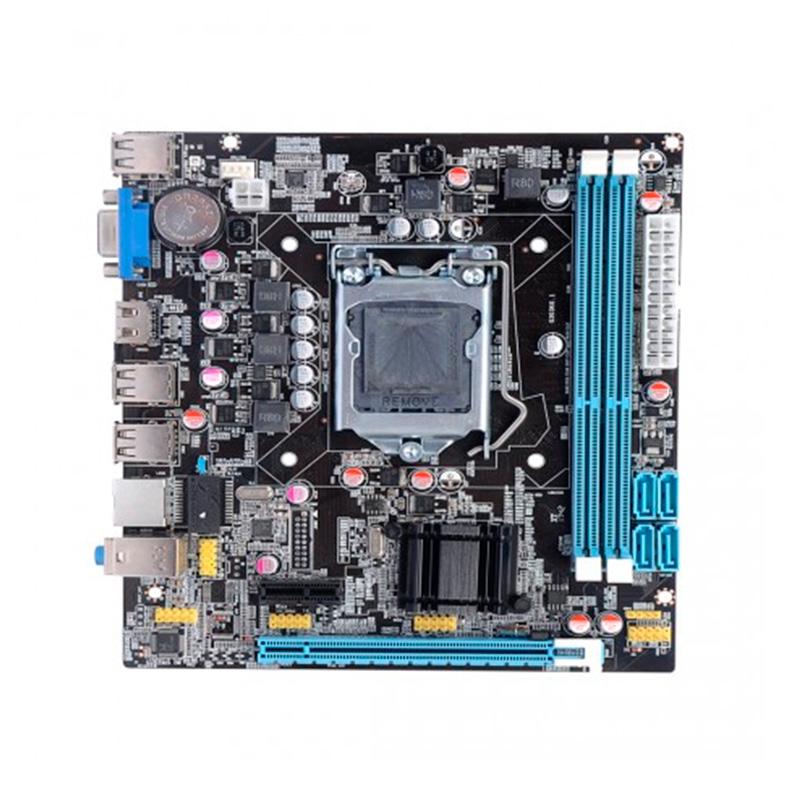Placa Mae Bluecase Bmbh61-T Ddr3 16gb Vga Hdmi Socket 1155 Bulk