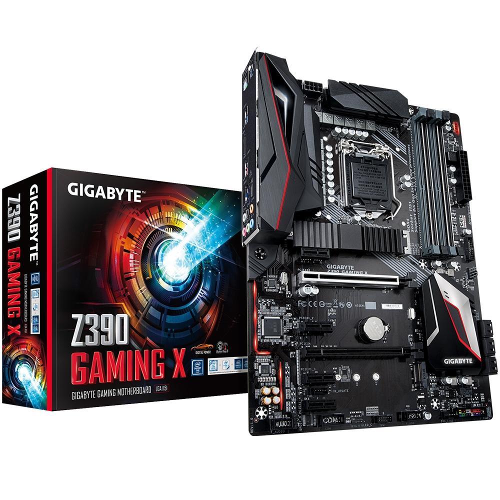 Placa Mae Gigabyte Z390 Lga 1151 M-Atx Ddr4 Hdmi Dvi M.2 Usb 3.1 M Gaming (8 E 9 Geração)