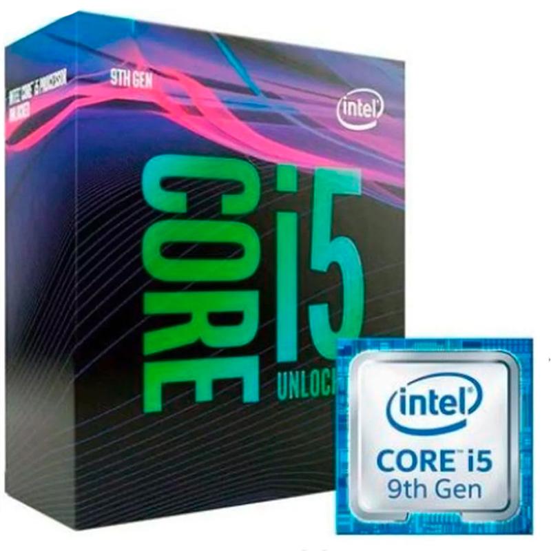 Processador Intel Core I5-9400 2.9ghz 9mb Lga 1151 -Bx80684i59400