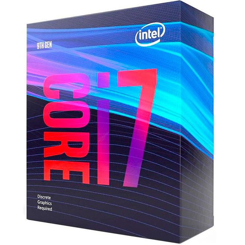 Processador Intel Core I7-9700f 3.0ghz 12mb Lga 1151 S/ Video - P/N Bx80684i79700f