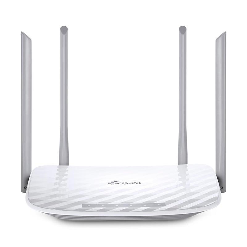 Roteador Wireless TP-Link Dual Band AC1200 4 antenas - Archer C50