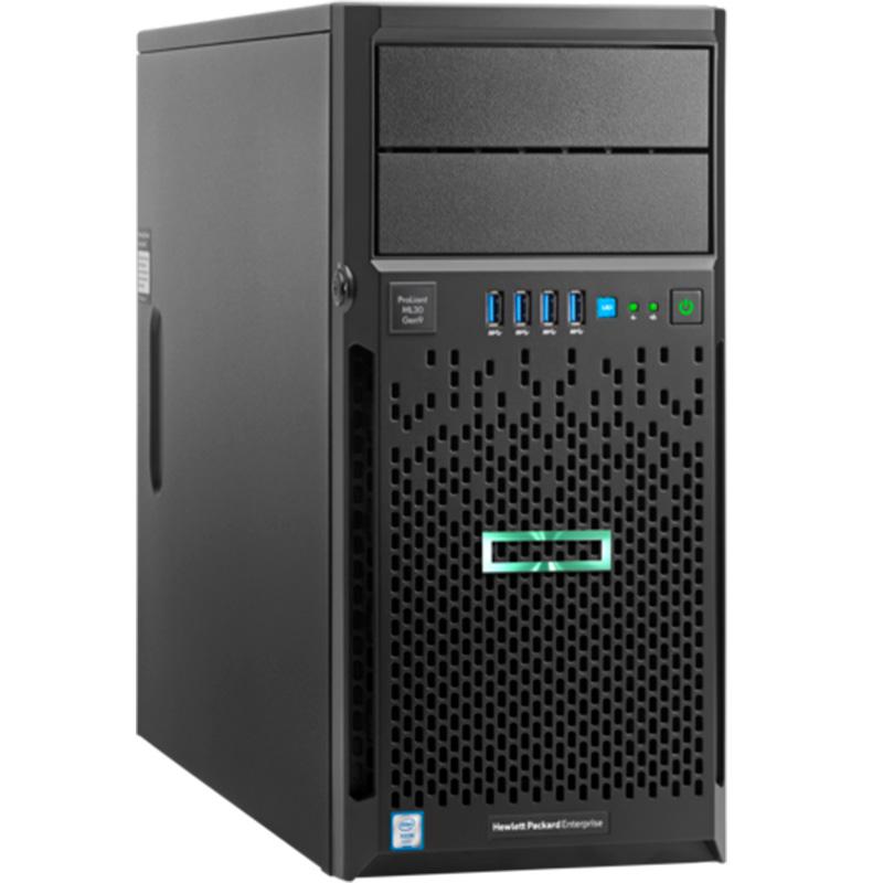 Servidor Hp Proliant Ml 30 Gen9 873227-S05 Xeon E3-1220 V6 3.0ghz 8mb 8gb 1tb