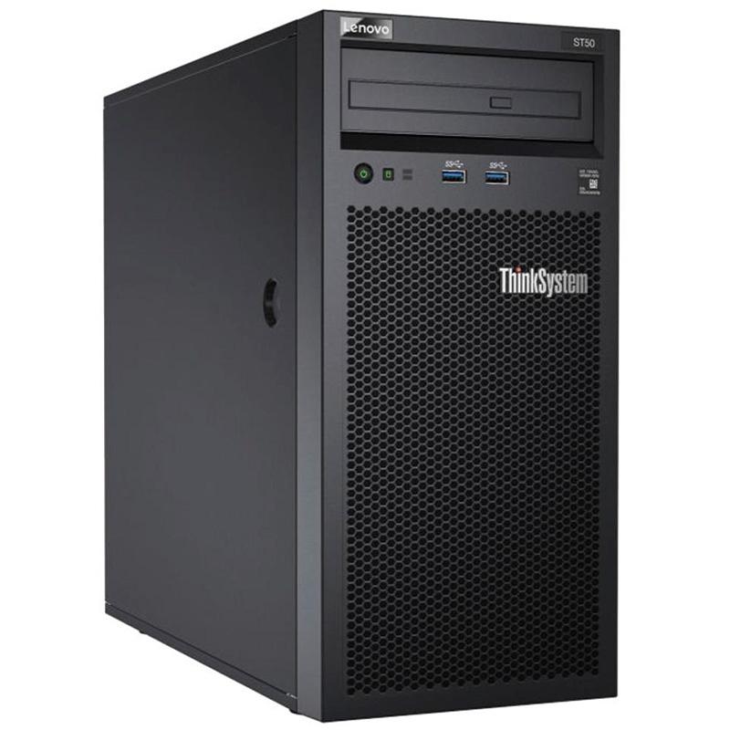 Servidor Lenovo Thinkserver St50 7y48a00lbr Intel Xeon E-2104g 3.2ghz 42c 65w 8gb Ddr4 2400mhz 1tb Gar 3 Anos
