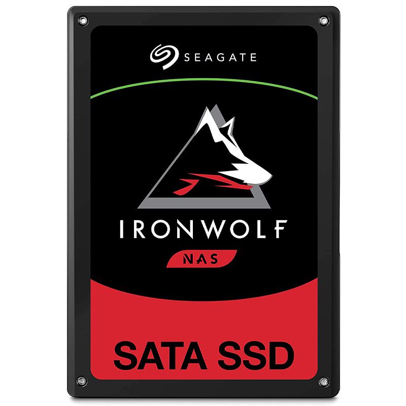 SSD Para Servidor Nas 960gb Seagate Ironwolf Sata 6gb/s - ZA960NM10011