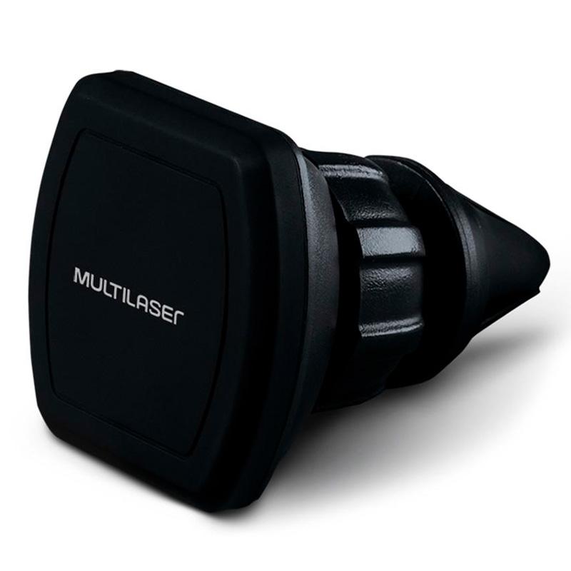 Suporte Veicular Magnético P/ Smartphone Multilaser - Saída De Ar - Ac313
