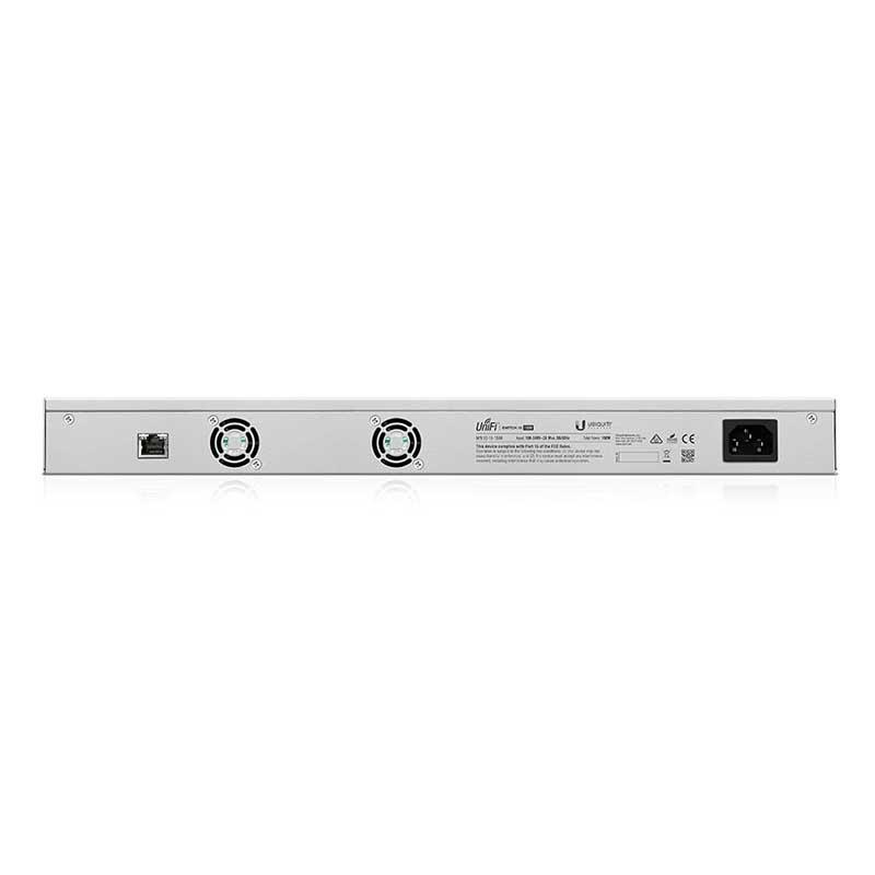 Switch Gigabit Poe 16 Portas 10/100/1000 Mbps Ubiquiti Unifi Us-16-150w