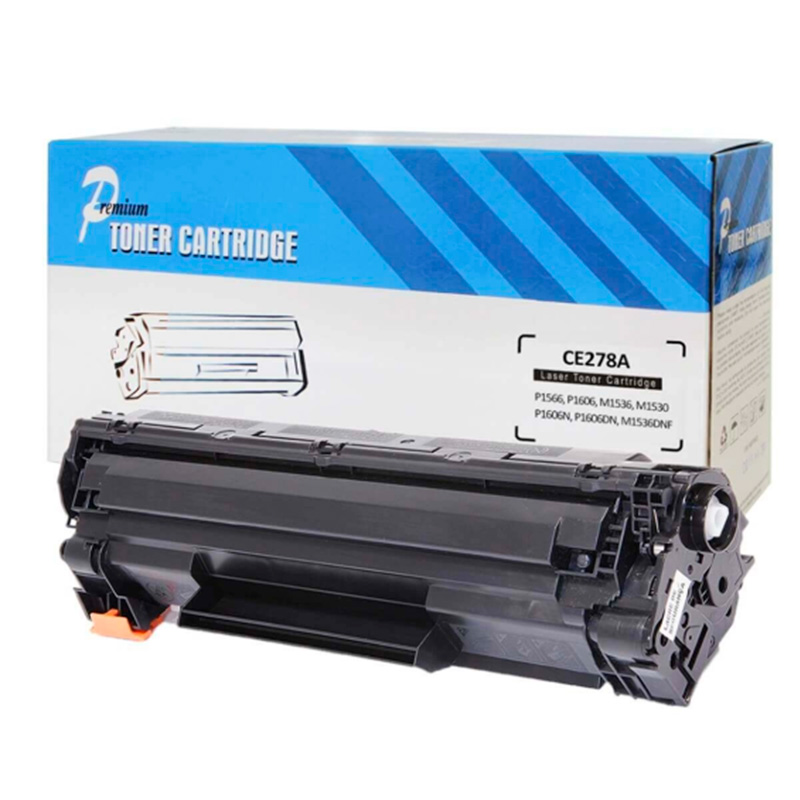 Toner Compativel Chinamate Hp Cb435a Cb436a Ce278a 78a Preto 2.1k