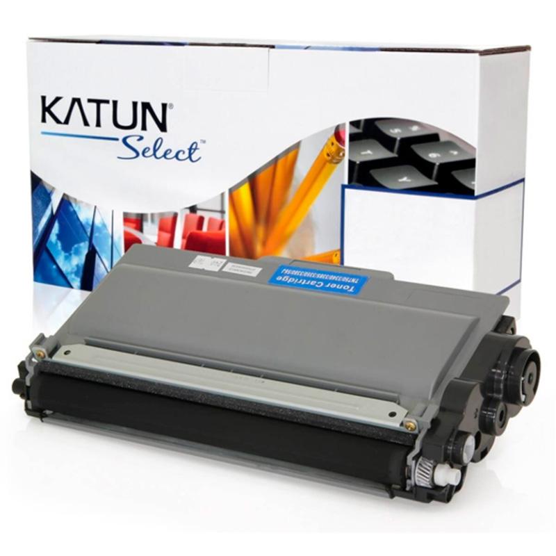 Toner Compativel Katun Select Brother Tn3392, Tn3390, Tn3382, Tn 3370, Tn780, Tn
