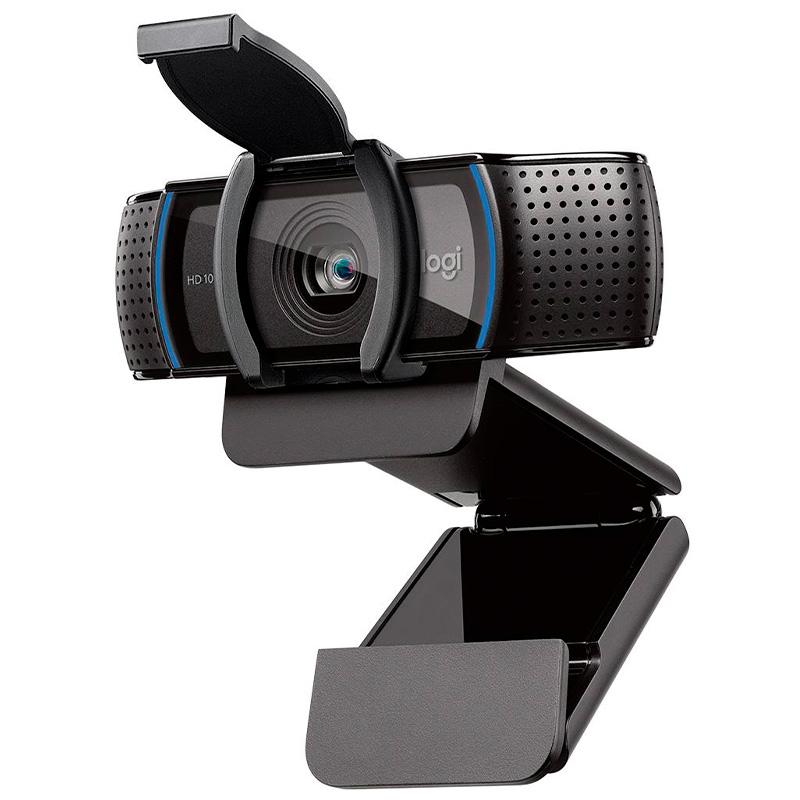 Webcam Logitech C920s Pro 960-001257 Full Hd 1080p 30fps Video Chamada Foco Automático