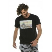 Camiseta Decote Redondo Berlin