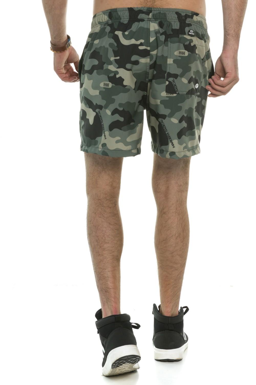 Bermuda Camuflado Militar