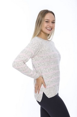 Blusa de Tricot Listras
