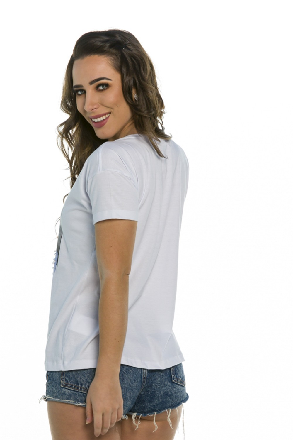 Blusa Estampa New York