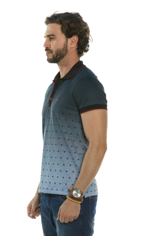 Camisa Pólo Degradê