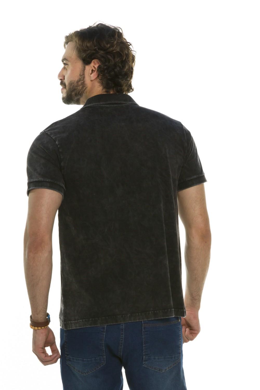 Camisa Pólo Lavação