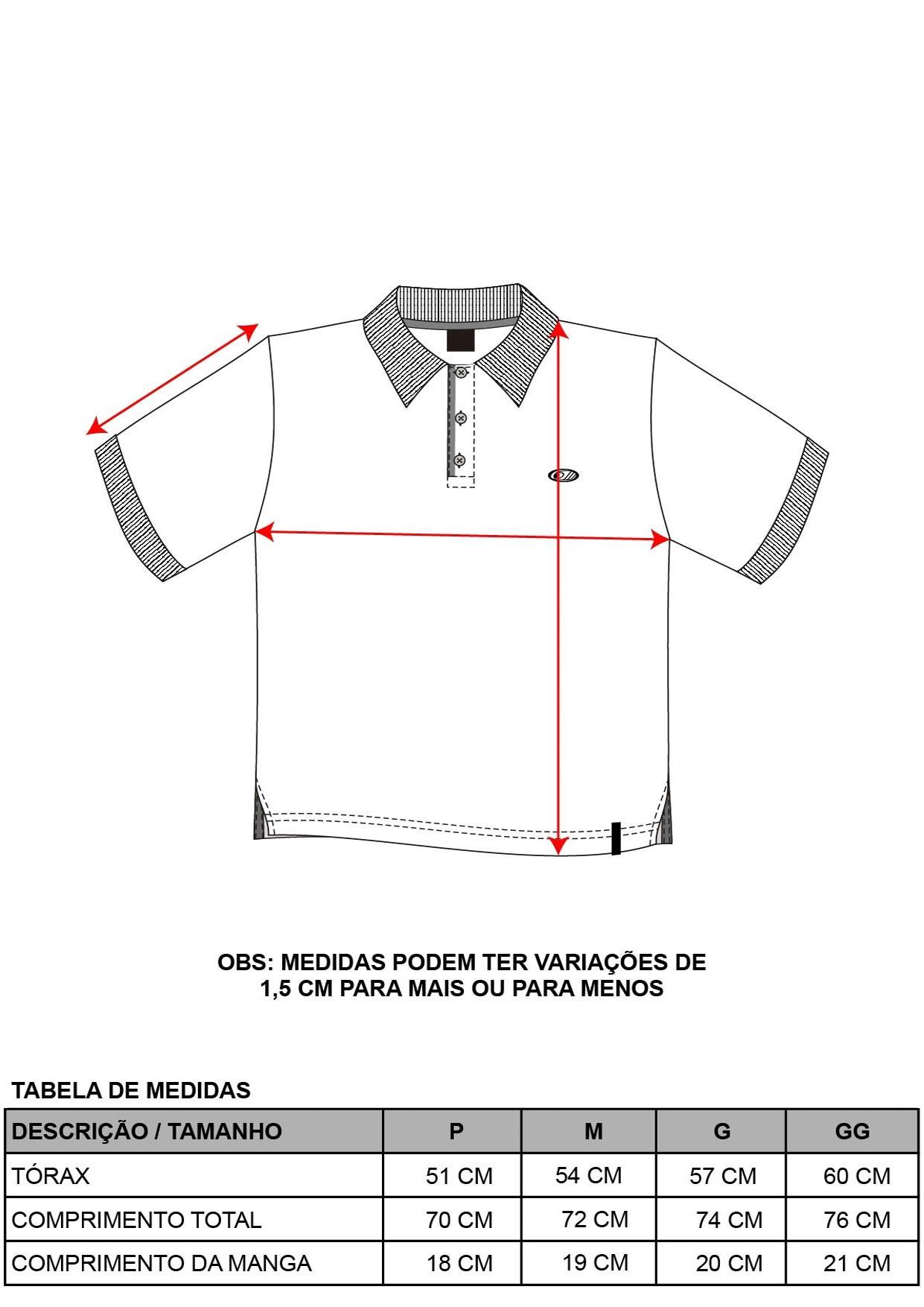 Camisa Pólo Majoris