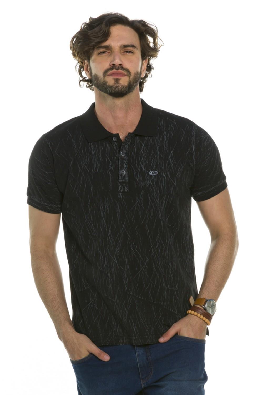 Camisa Pólo Stripes Básica
