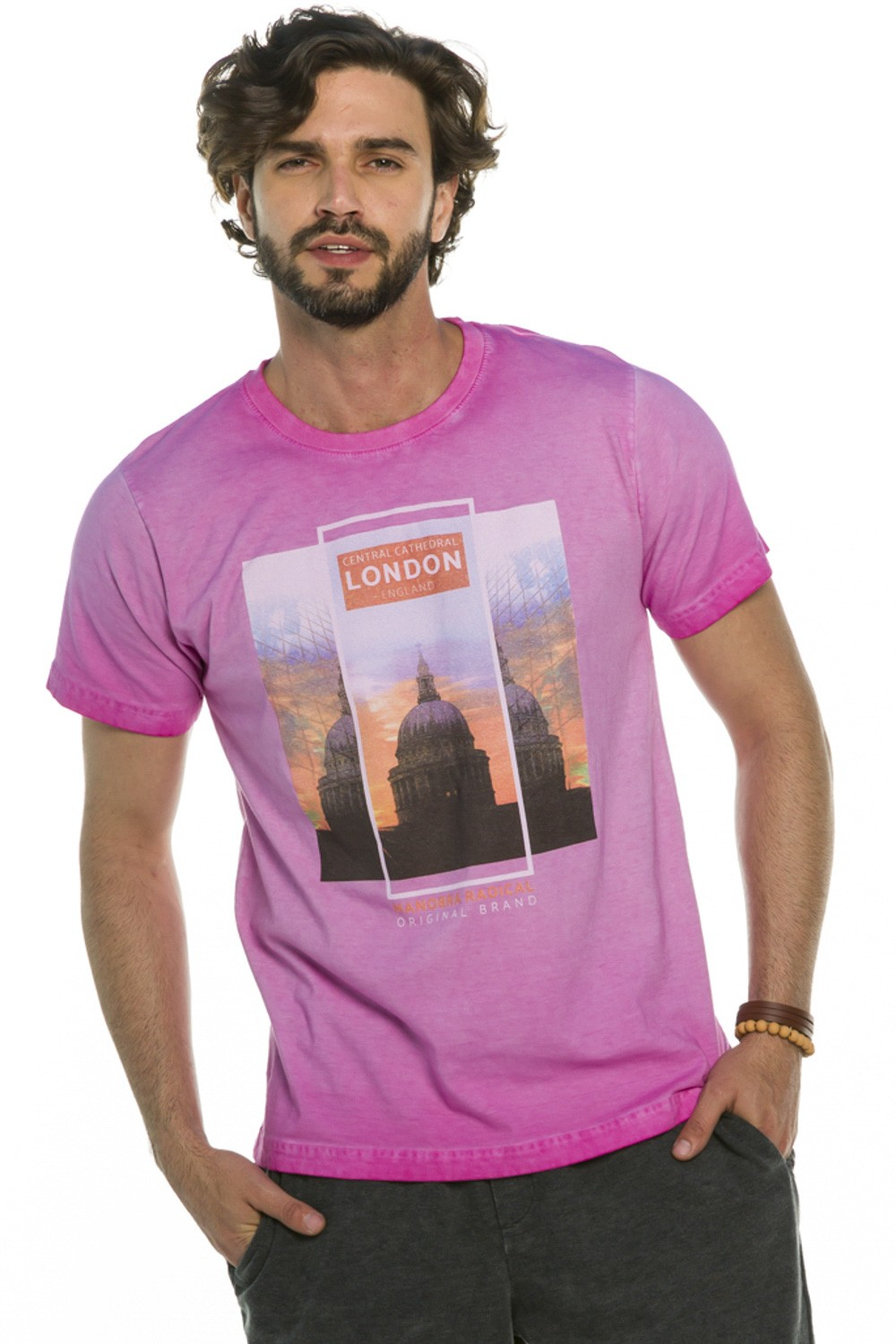 Camiseta Central Catedral London