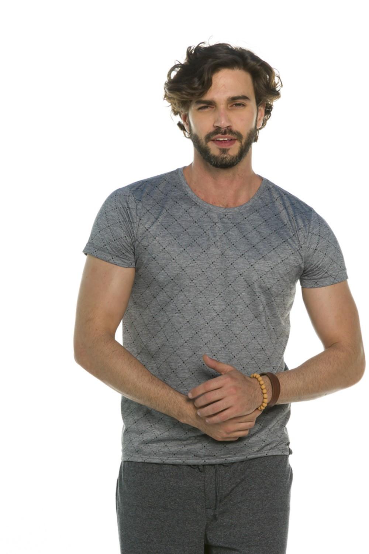 Camiseta Losangos