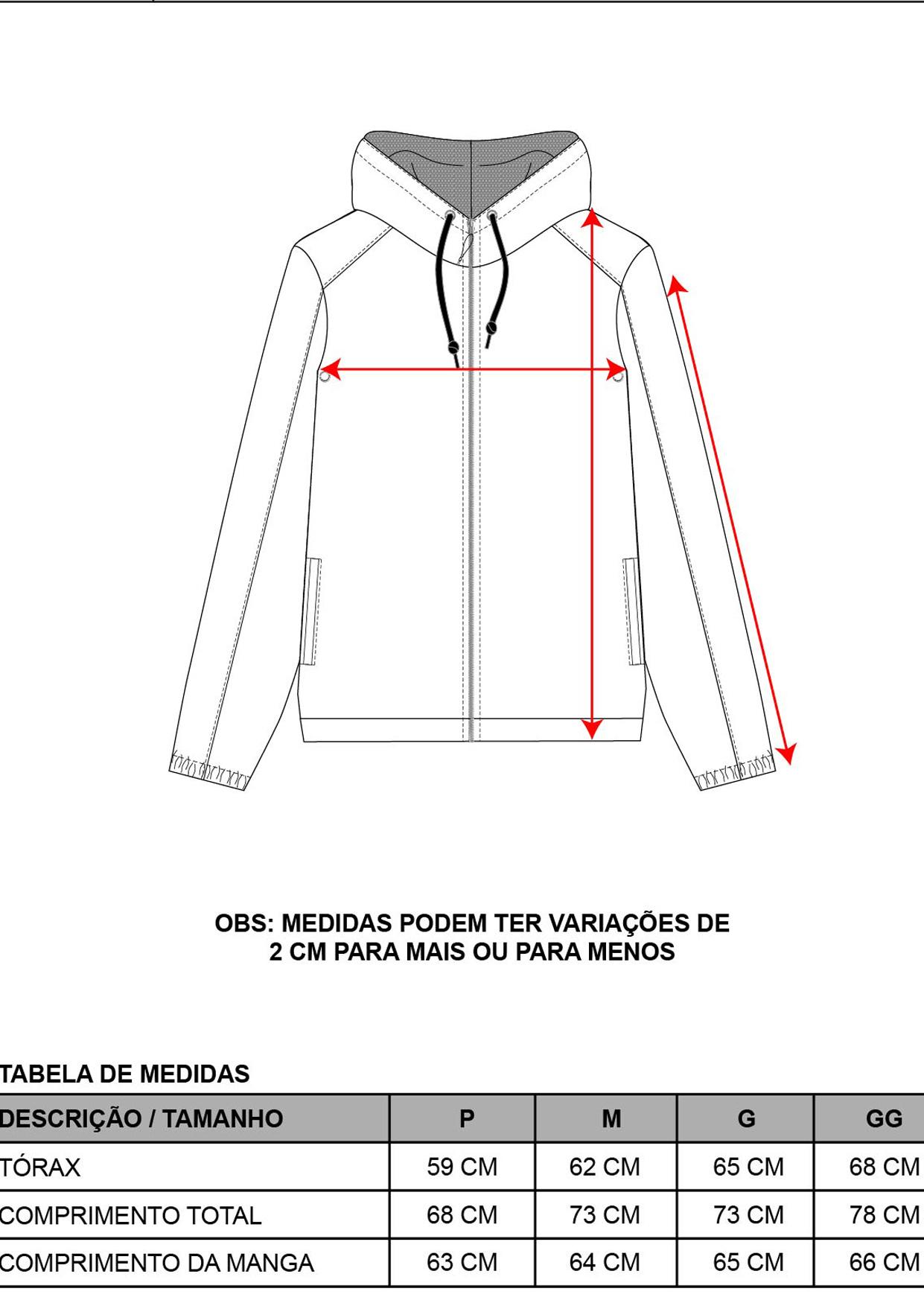 Jaqueta Corta Vento Masculina Militar