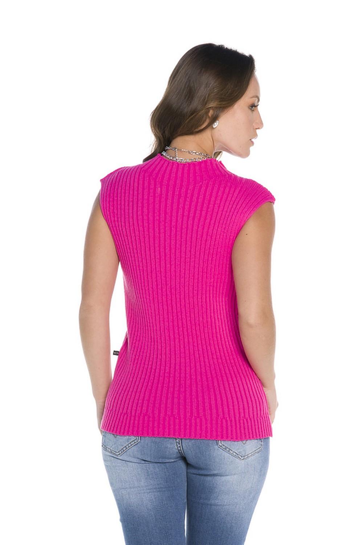 Regata Tricot Feminina Pink