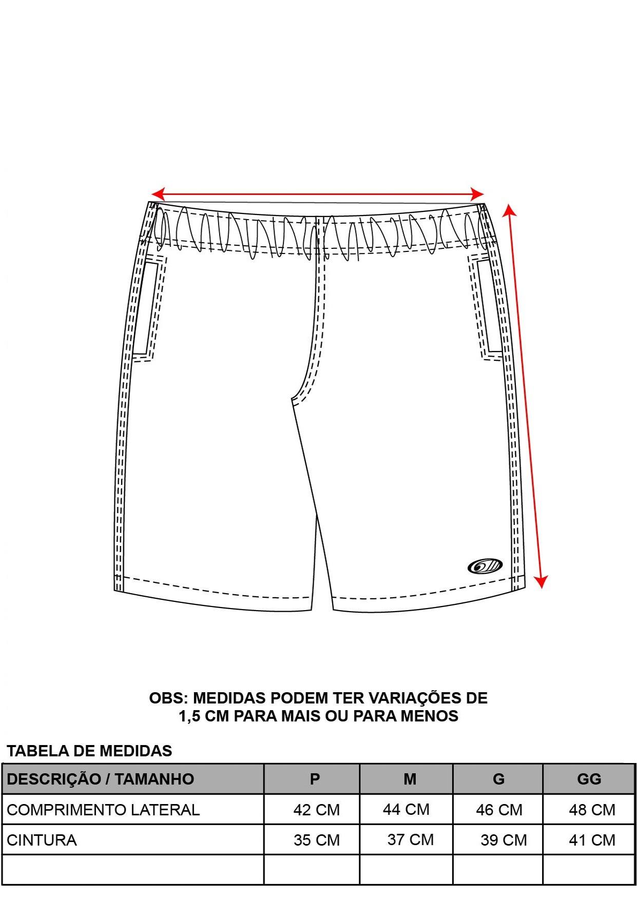 Short Básico Summer