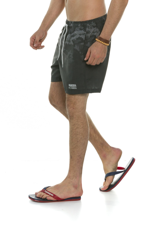 Short Camuflado Degradê