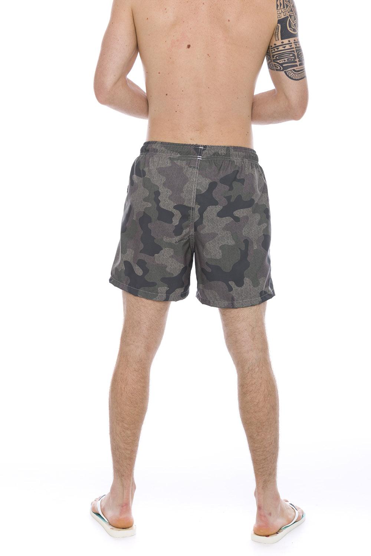 Short Camuflado Rajado