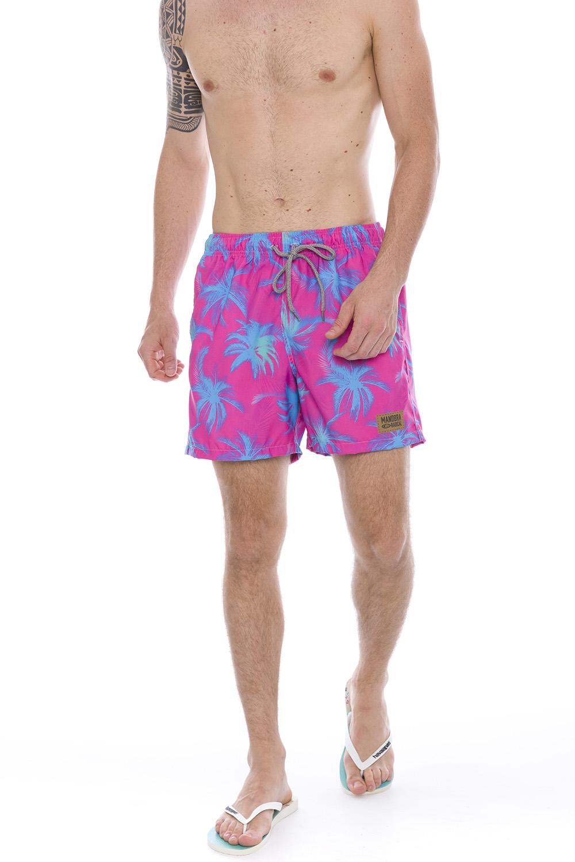 Short Coqueiros Pink