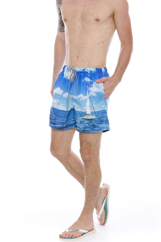 Short Mar Azul