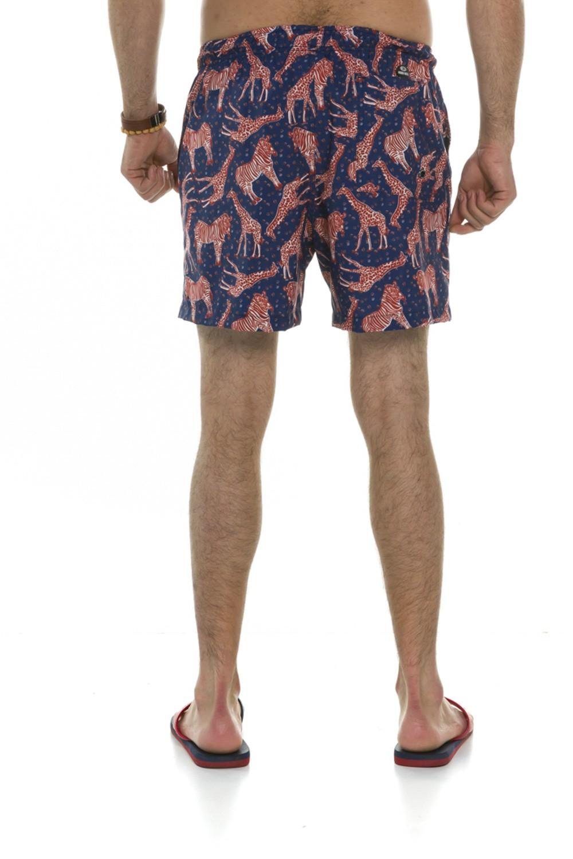 Short Masculino Bichos