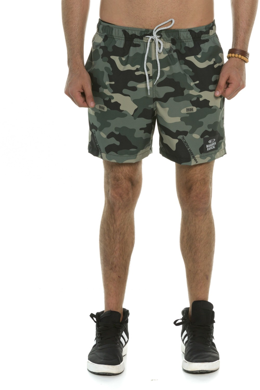 Short Militar Camuflado