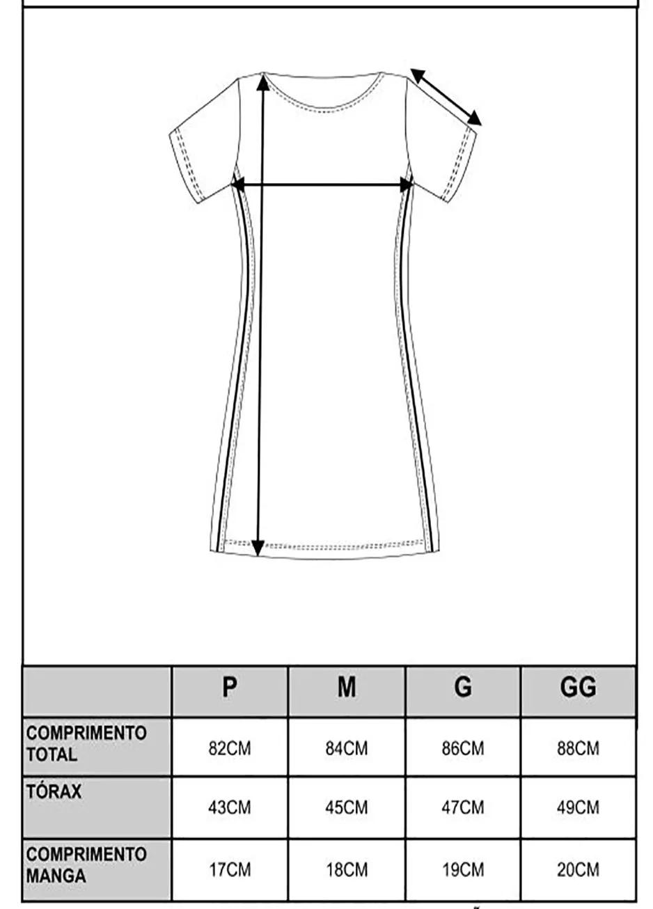 Vestido Curto Let´s Go Preto