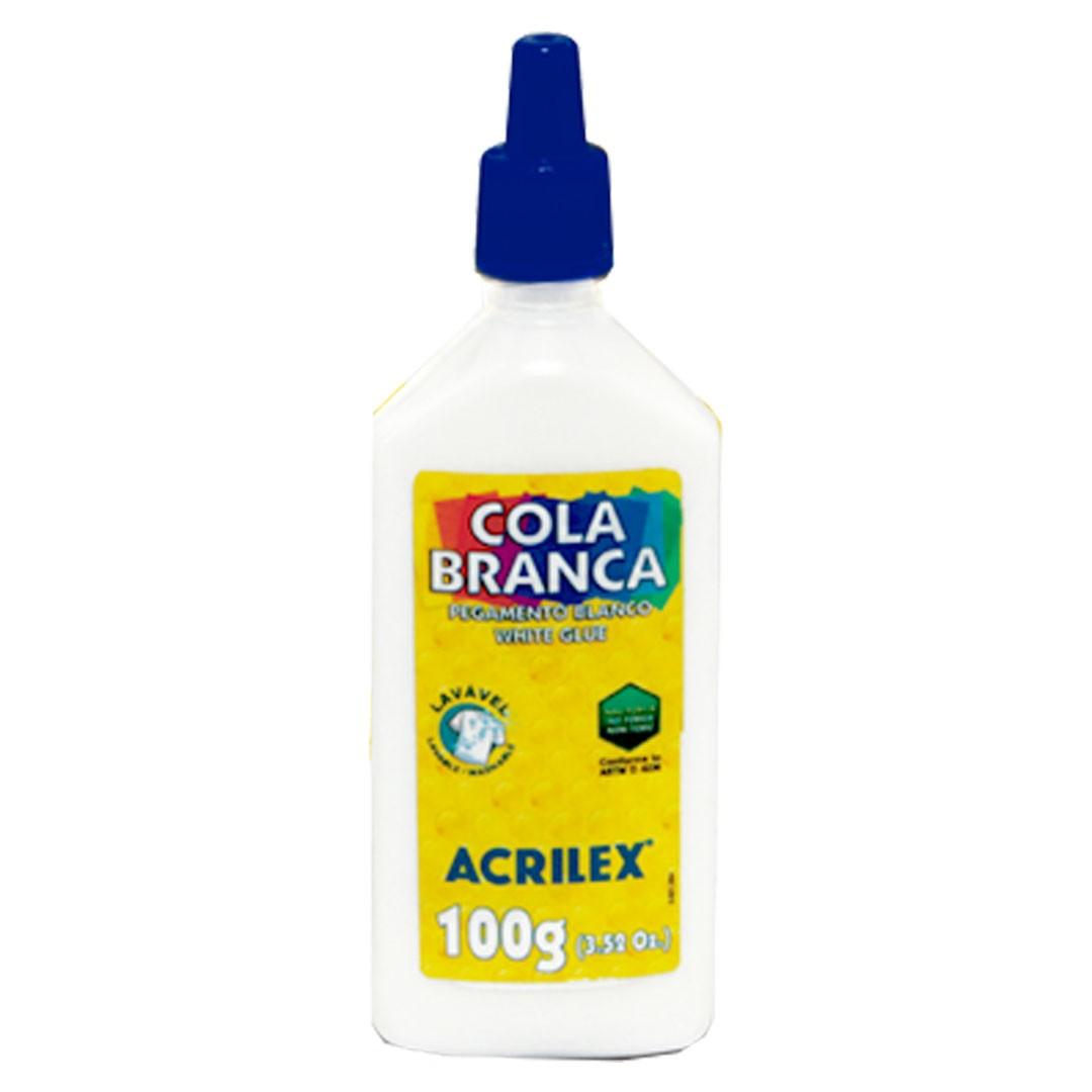 Cola Branca 100g Ref. 02810 Acrilex