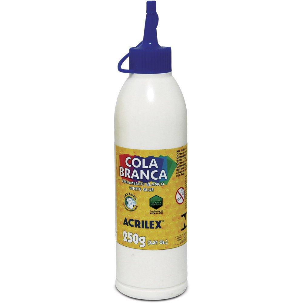 Cola Branca Acrilex 250g Ref. 02825