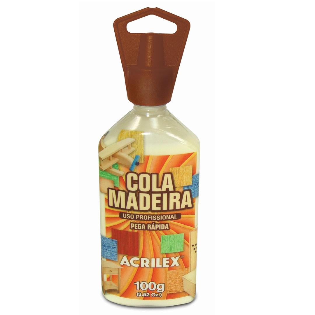 Cola Madeira 100g Ref. 22510 Acrilex
