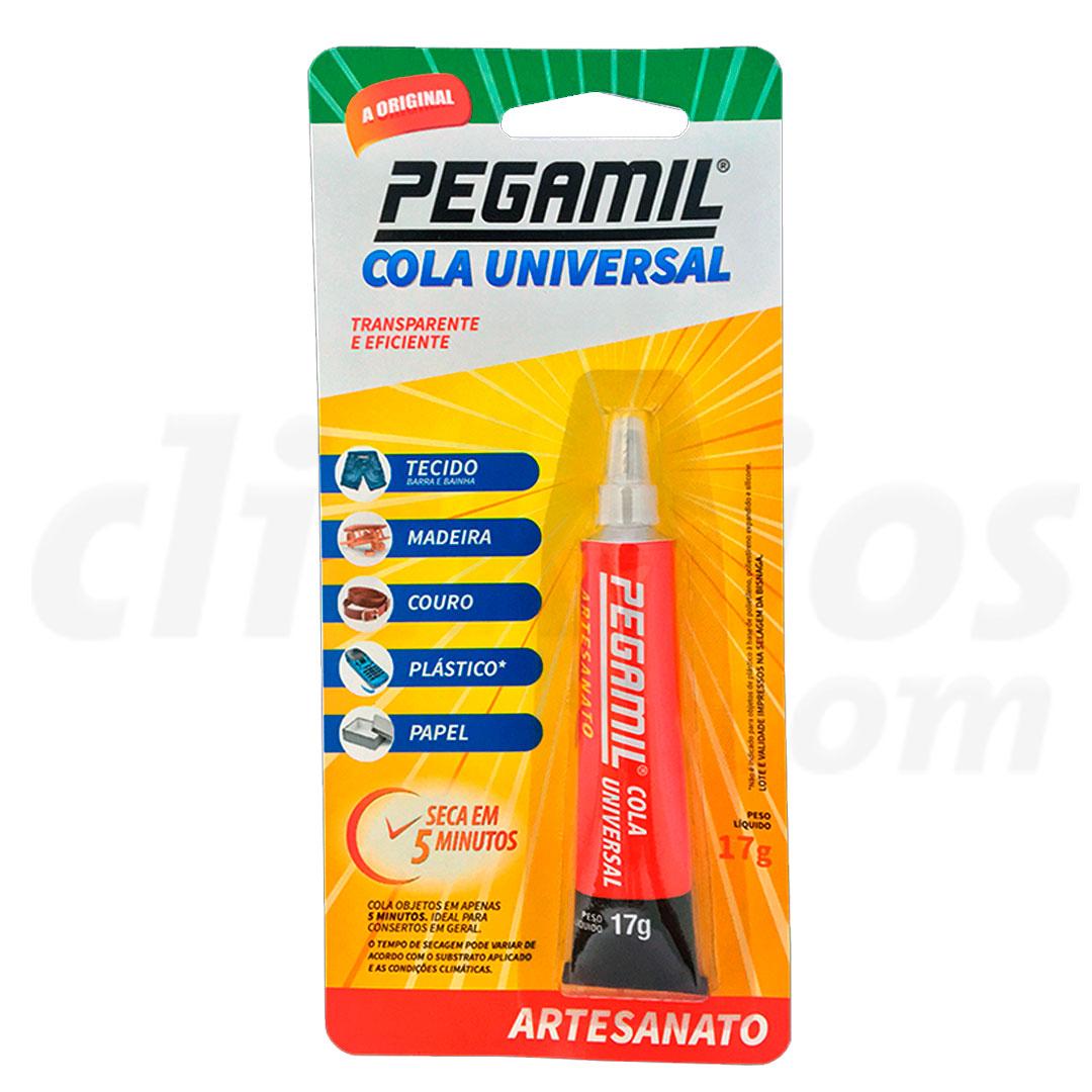 Cola Universal Pegamil 17g