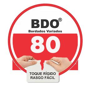 Entretela BDO 80 para bordado toque rígido com 100m Fiorella