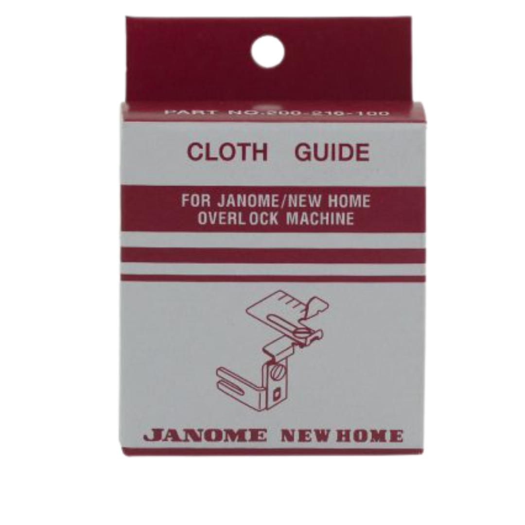 Guia de Tecido para Máquina Ref. 200216100 Janome