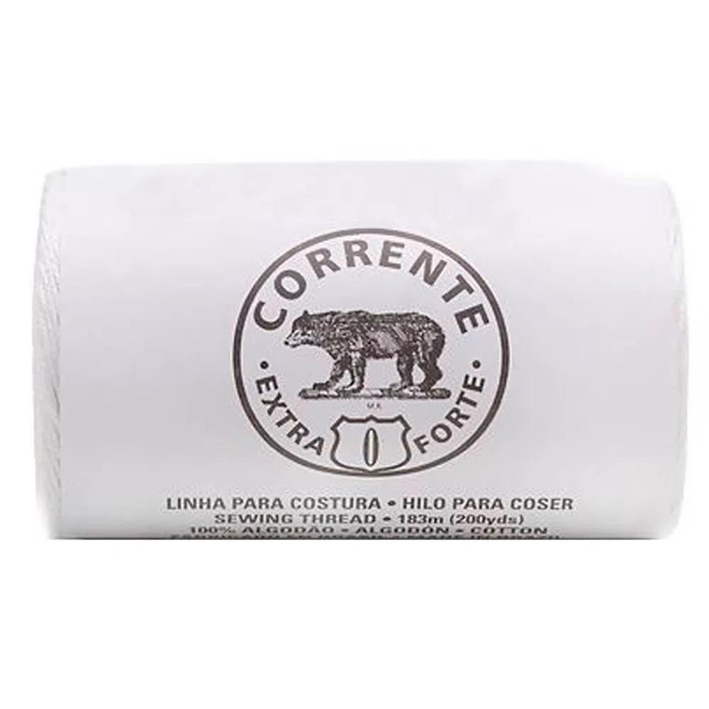 Linha Corrente Extra Forte Urso nº 0 Coats Corrente