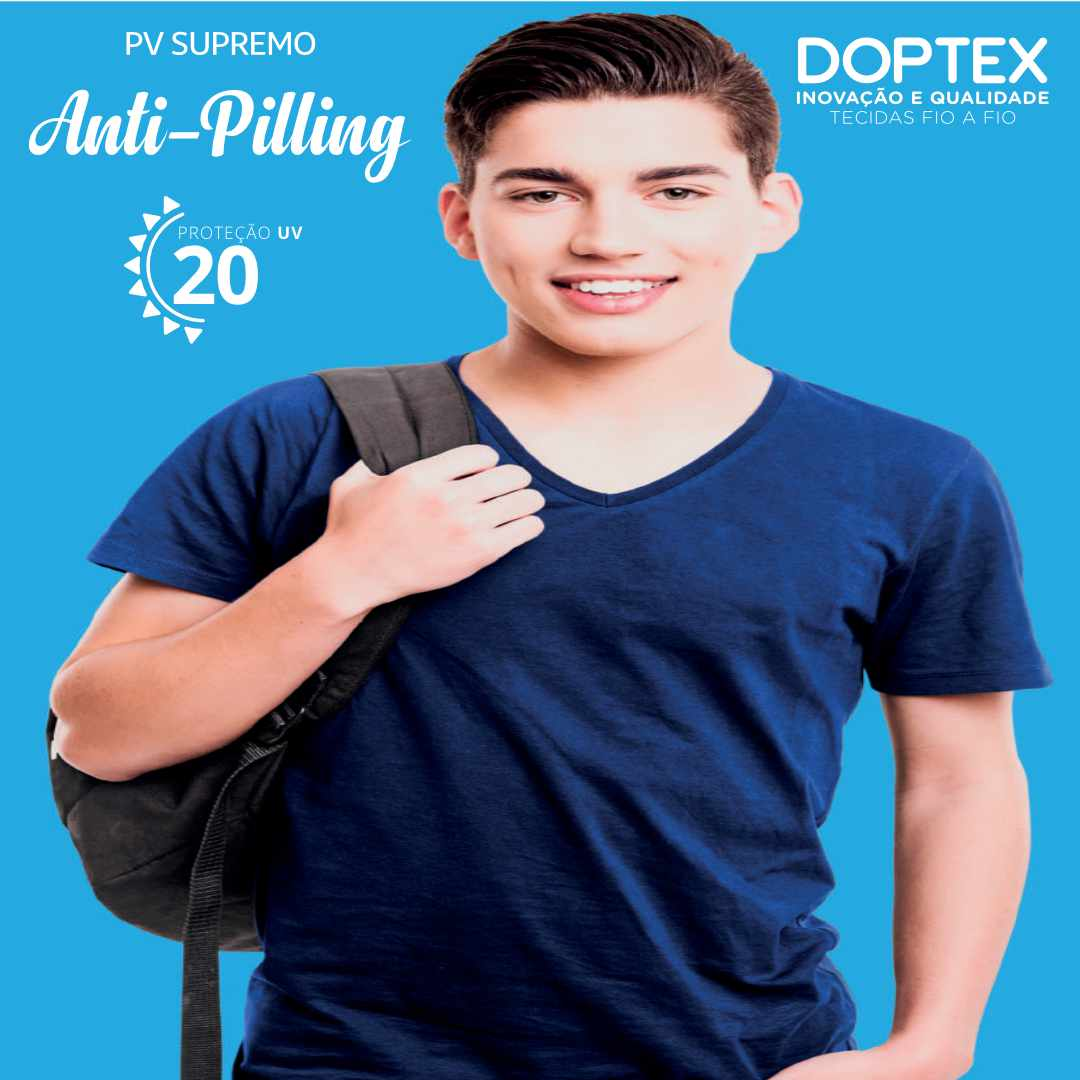 Malha PV Supremo Anti-Pilling Doptex