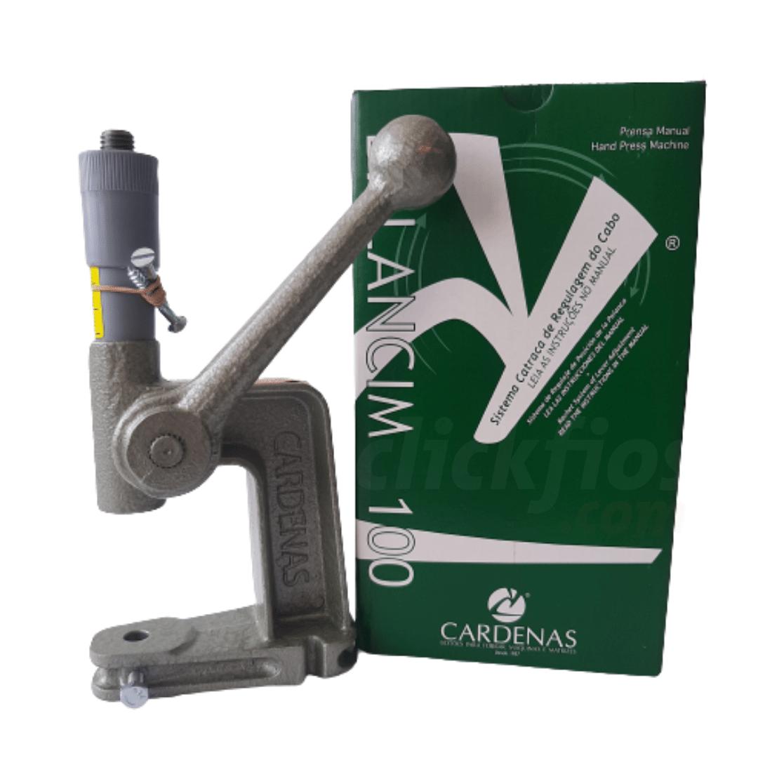 Máquina de Pressão Balancim Manual 100 - Cardenas