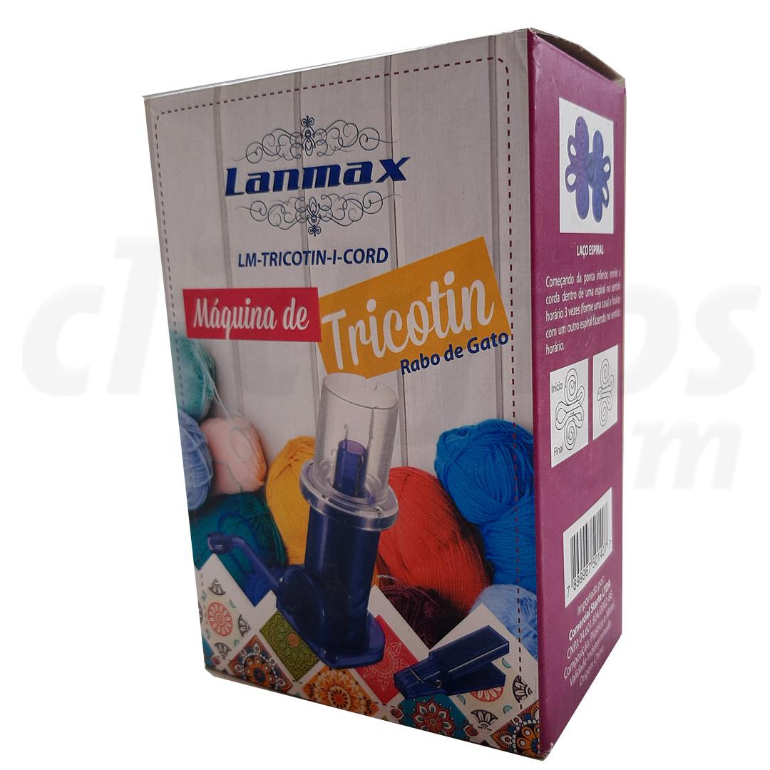 Máquina de Tricotin Rabo de Rato Lanmax
