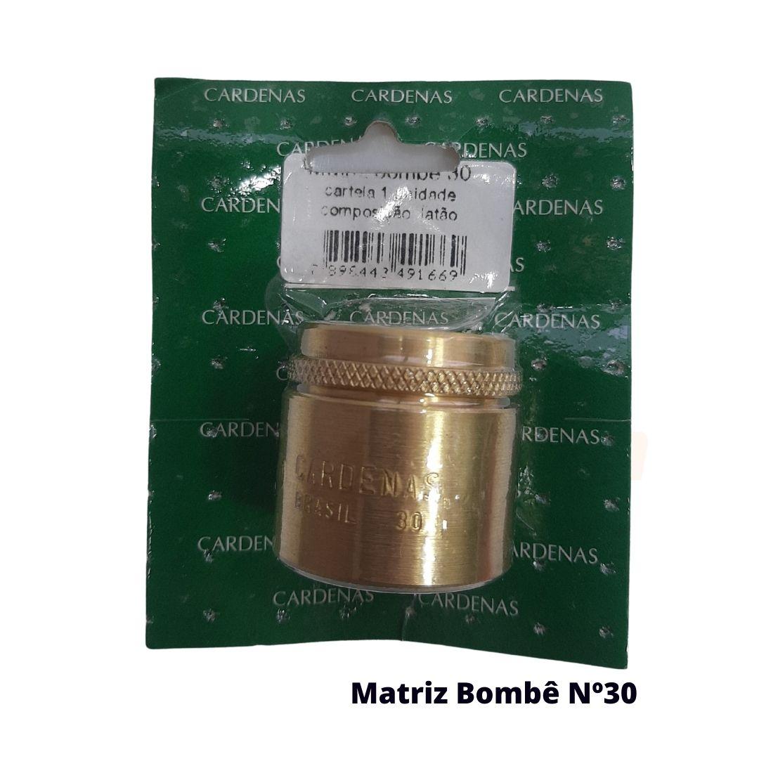 Matriz para Botão Bombê Redondo para forração de botão 30mm - Cardenas