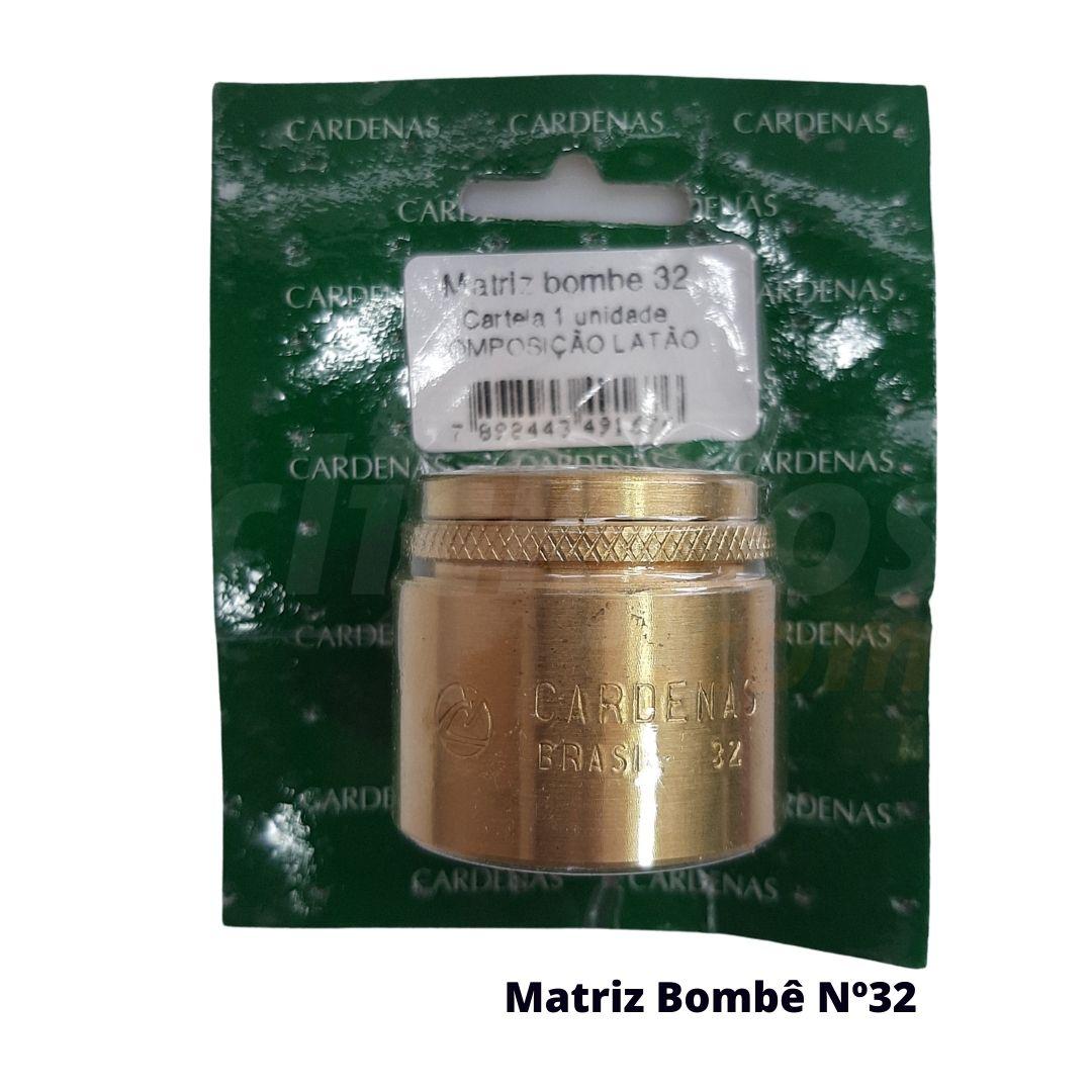 Matriz para Botão Bombê Redondo para forração de botão 32mm - Cardenas